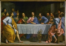 The cup Jesus used