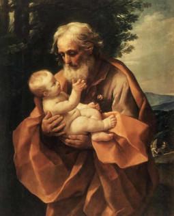 When Saint Joseph comes to help