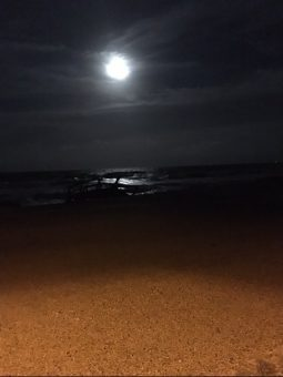 'Bad Moon' Over the Atlantic