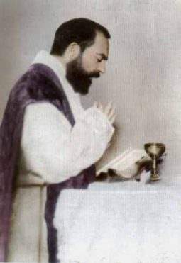 Archives: Padre Pio And A Homosexual Bishop
